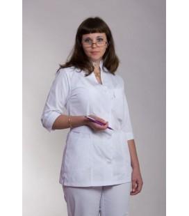 Медицинский женский костюм ( воротник-стойка ) К-2210