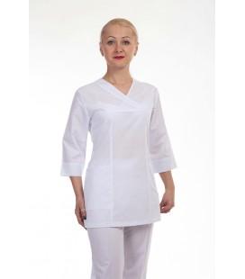 Медицинский костюм 4220 хирургический белый