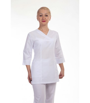 медицинский костюм 2220 белый