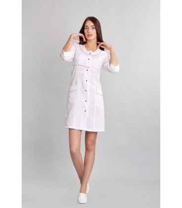 медицинский халат 0029 Лиза