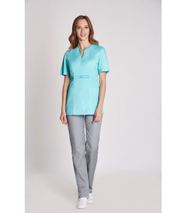 женская медицинская куртка Грация 1355-5 мята