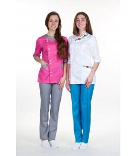 медицинский костюм 0056-5 Венеция батист