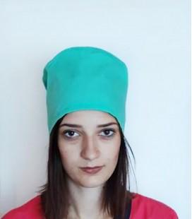 медицинская женская шапка 2518 мята