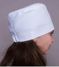 медицинская женская шапка Х-3301 белый