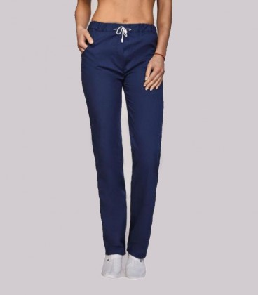 Медицинские брюки Ася 1361 синие