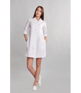 Медицинский женский халат 0009-1 Ярына батист