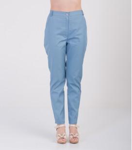 Женские медицинские брюки Черри 1369-3 серые