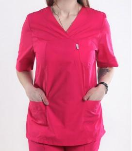 Медицинский костюм 0057-9 Астра малина
