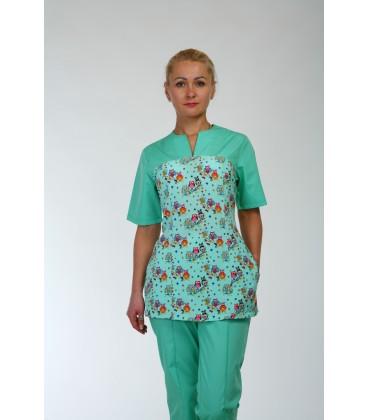 Медицинский костюм 42100 яблоко совы