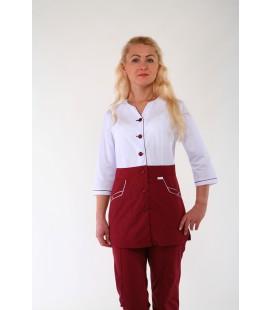 a9e550406c3 Купить женский медицинский костюм в Украине недорого - MaxiMini.com.ua