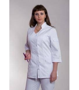 Медицинский женский костюм 5202 классический