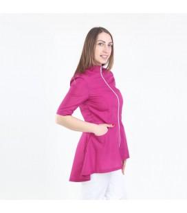 Медицинская куртка 1373-3 Фарида виноград