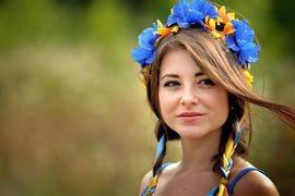 украинка вышиванки фото