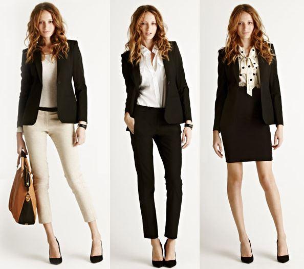 деловой стиль одежды для современных женщин