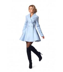 женское осеннее пальто фото 1