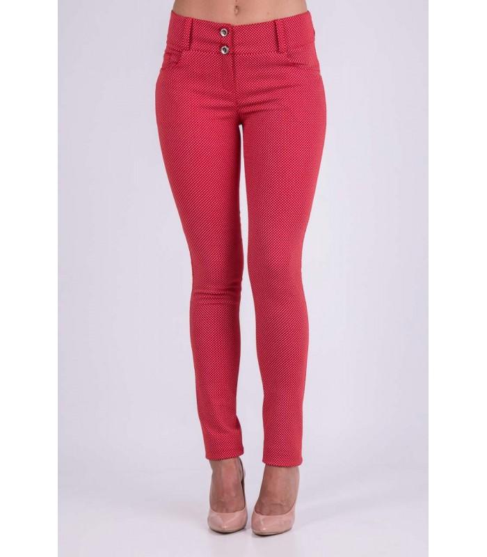 летние женские брюки с заниженной талией