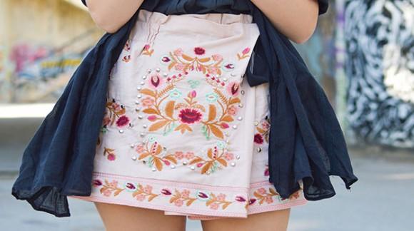 Секреты женской юбки